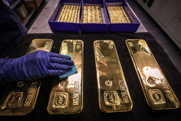 Gold Investors See Challenges Ahead After Glittery 2020 | Sidnaz Blog